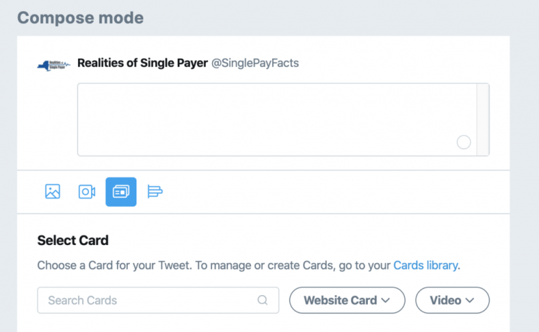 create twitter ad