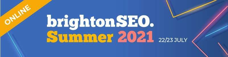 Online SEO conference on July 22 and 23, 2021